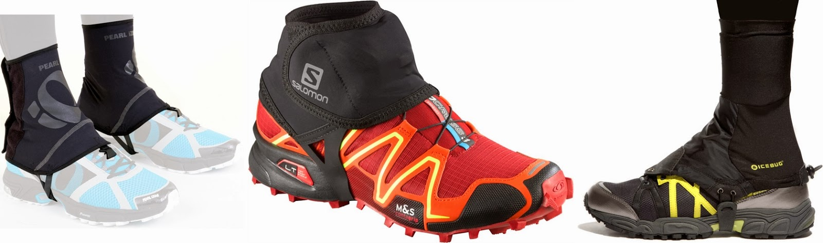 Návleky jsou určeny k ochraně boty (a chodidla) v terénu i na asfaltu.  Zamezují vniku sněhu f26a842d0b