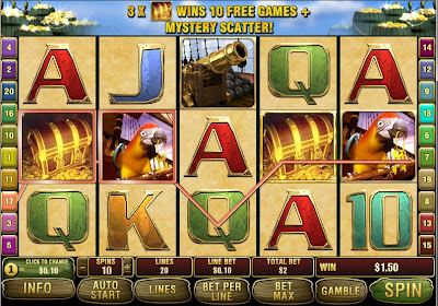 Captains Treasure Pro Slots - Play it Now for Free