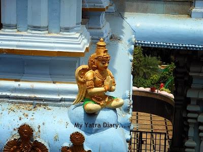 ISKCON Tirupati Temple deity, Andhra Pradesh