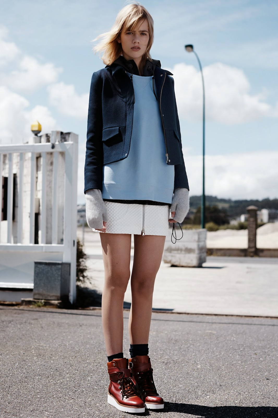 Tendencias AW14/15, Lookbook Trafa, Zara, Normcore, Style, Street Style, Fashion Styles, Cool, Códigos de estilo en la calle, Skirt, Dress, Pants, Boots, Shopping Bag, Shoes, Blucher,