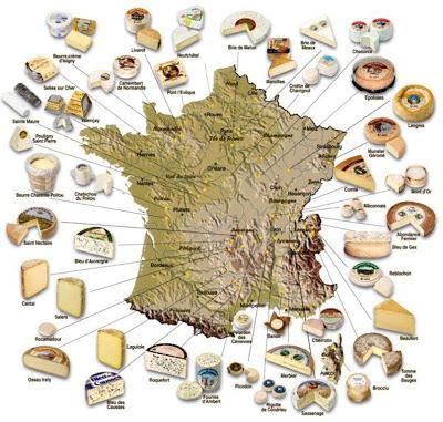 El blog de aprender franc s la france des fromages - Visualiser une adresse ...