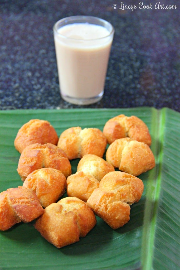 Kerala Fried Tea Cake
