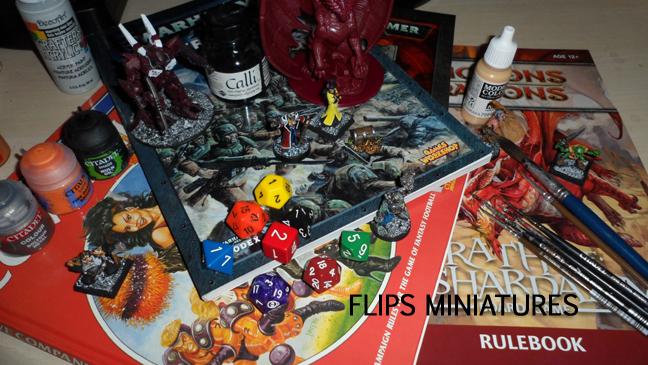 Flips Miniatures