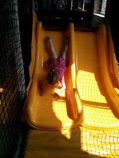 upside down slide