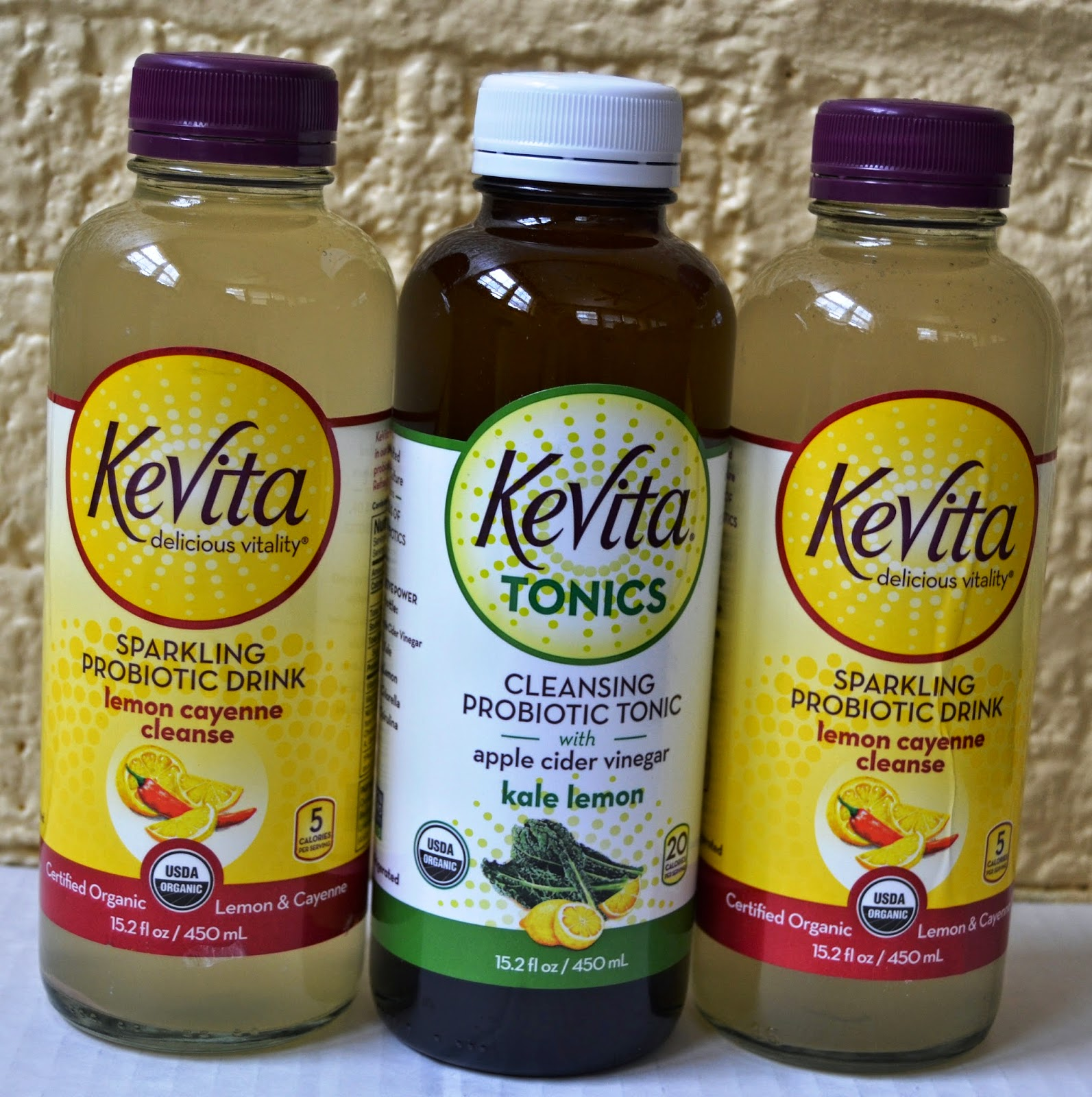 Kevita Probiotic Beverages