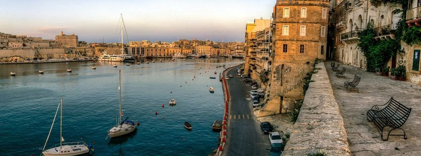Une super couverture facebook malta