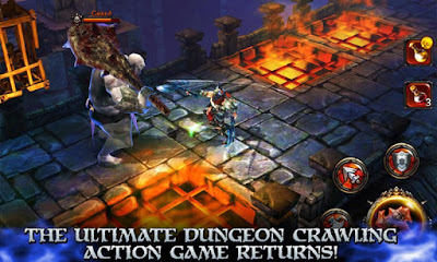 Eternity Warriors 2 v4.2.0 MOD APK FULL PARA HİLELİ
