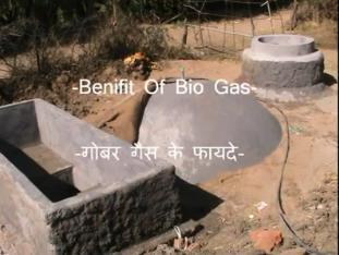 essay on gobar gas in hindi