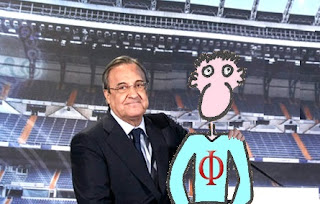 Joe Vitruvius with Florentino