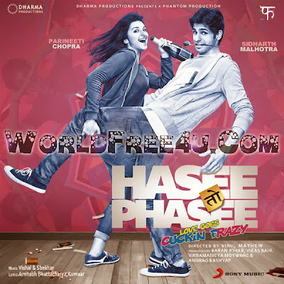 Cover Of Hasee Toh Phasee (2014) Hindi Movie Mp3 Songs Free Download Listen Online At worldfree4u.com