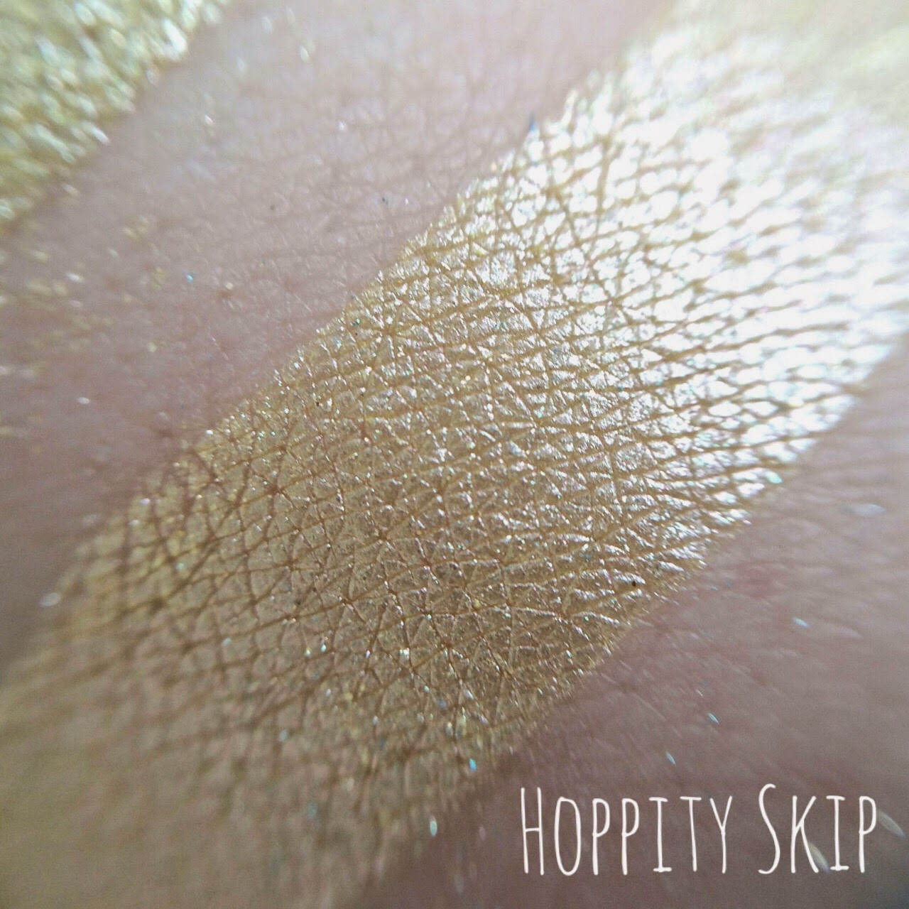 Hoppity Skip Terry Pratchett Inspired makeup
