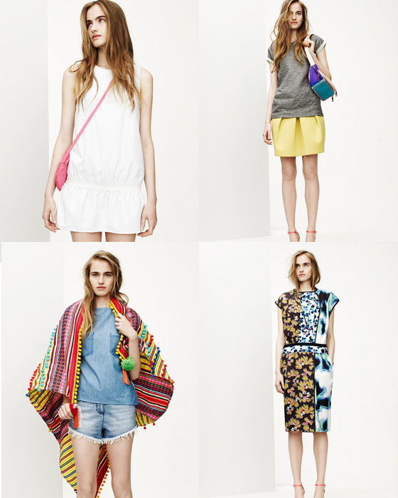lookbook Asos primavera