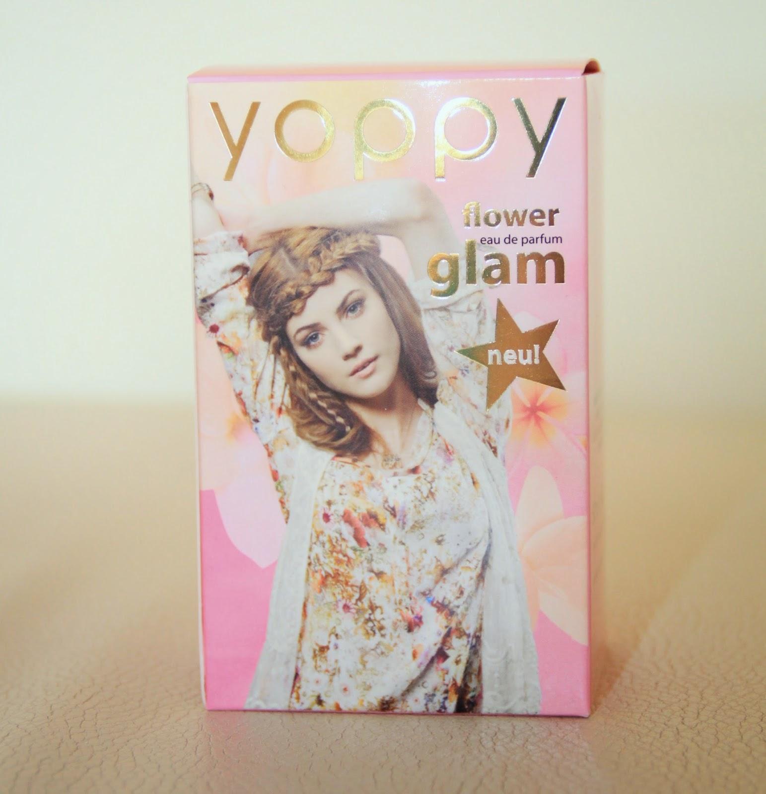 jucheer testet yoppi flower glam eine liebeserkl rung an den fr hling. Black Bedroom Furniture Sets. Home Design Ideas