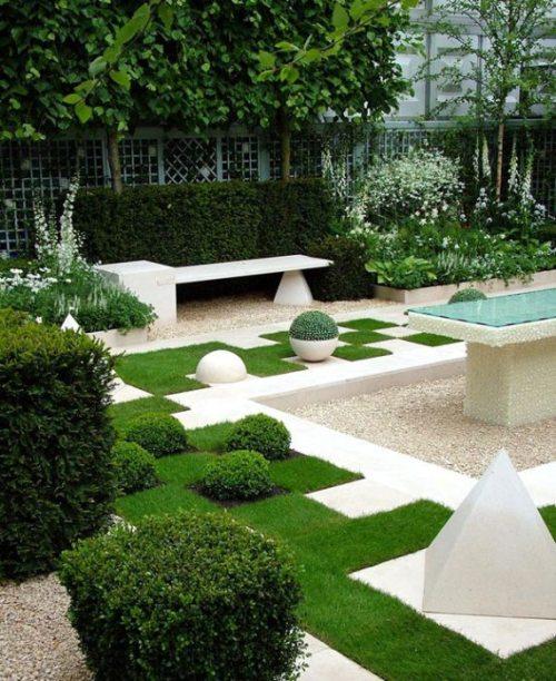 فن عمارة الحدائق المنزلية 2014  Beautiful-gardens-manly-24