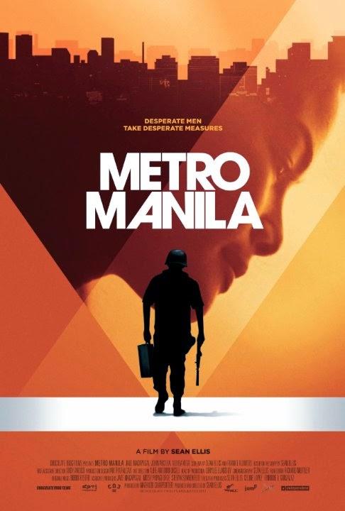 Метро Манила / Metro Manila (UK, Филиппины, драма, криминал, 2013)