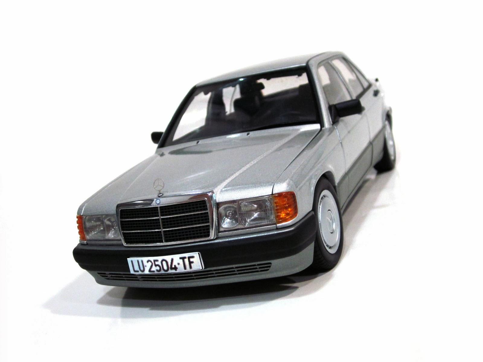 Mercedes-Benz 190 E 2.0 W201 '88 - AUTOart