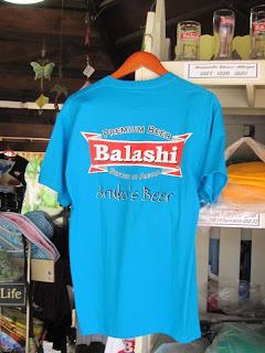 Balashi Beer Tshirt