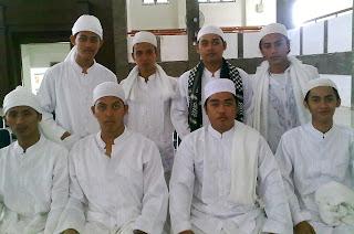 Kelompok Rebana Remaja Masjid Ar-Rasyid
