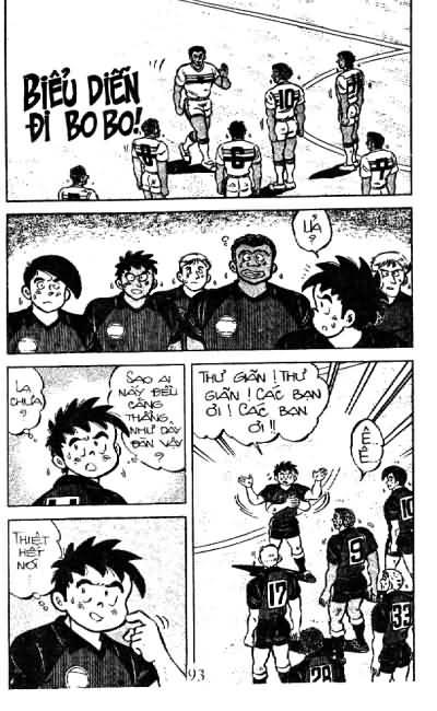 Jindodinho - Đường Dẫn Đến Khung Thành III  Tập 24 page 93 Congtruyen24h