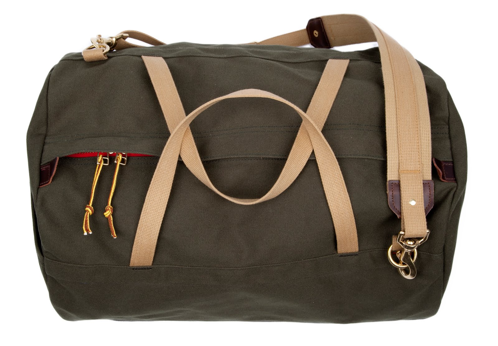 Update Archival Duffel In Olive