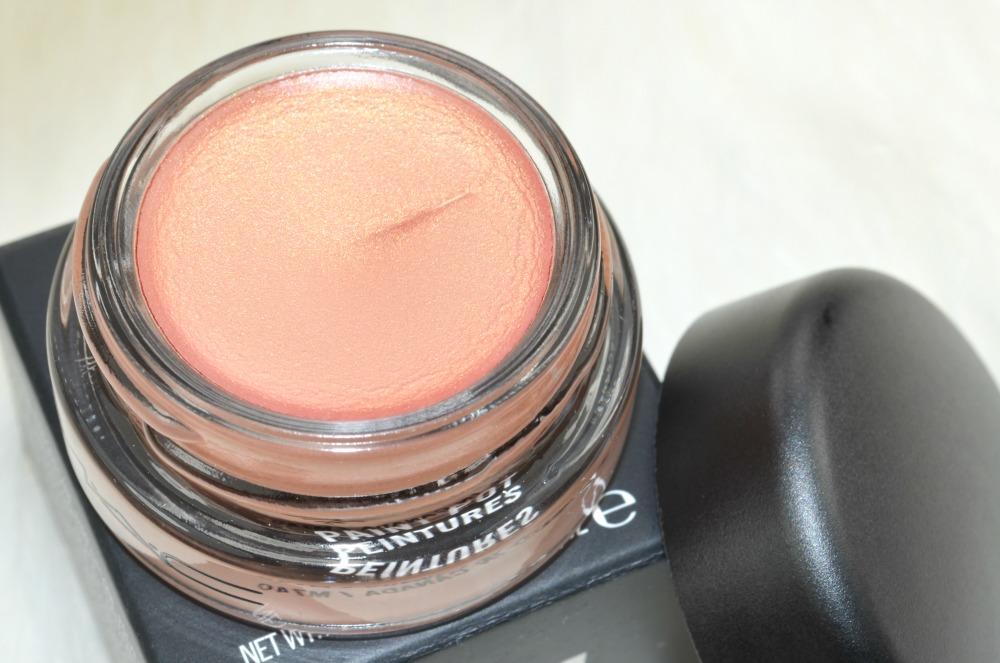 Mac pro longwear 39 rubenesque 39 paint pot gemma etc for Mac pro longwear paint pot painterly