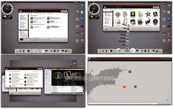 yys Skin Pack for Windows 7 Screenshot
