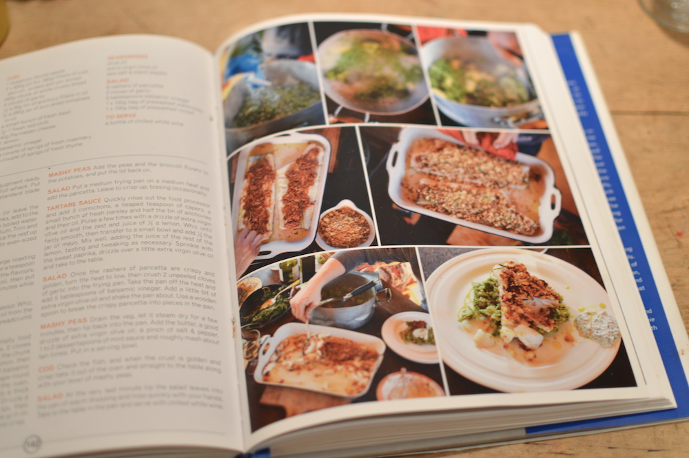 Cookbook challenge jamie olivers crusted cod sprunting a uk i shouldnt really include this in the cookbook challenge tag because it doesnt really fit the criteria but this jamie oliver recipe is too good not to forumfinder Image collections