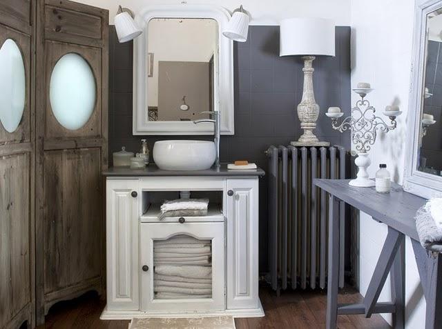Muebles De Baño Vintage:decoro sin decoro: Muebles vintage para el cuarto de baño