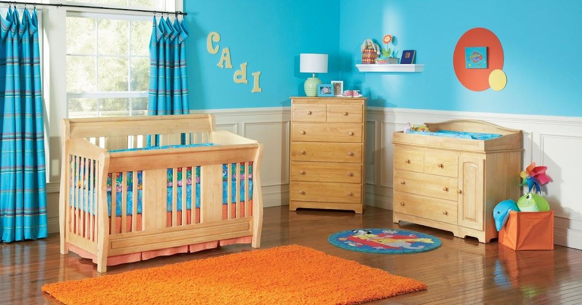 Chambre Bebe Bio : Image chambre bébé bois naturel  Bébé et décoration  Chambre