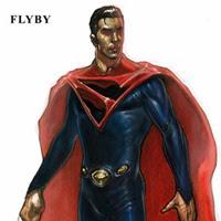 """Concepts Arts de """"Superman: Flyby"""", el film abortado de J.J. Abrams"""