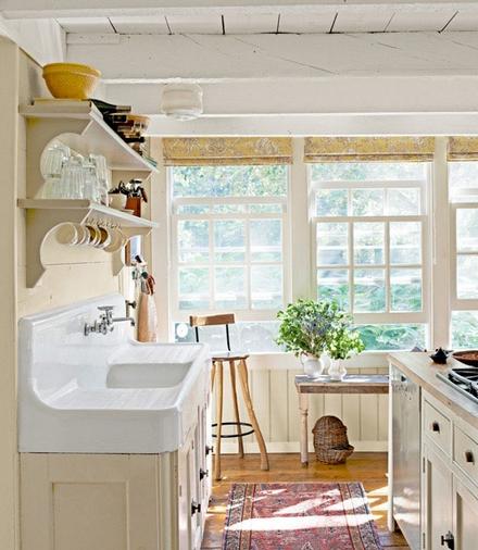 20 Charming Cottage Style Kitchen Decors: Blog Dla Ludzi Z Wnętrzem: STYL PROWANSALSKI