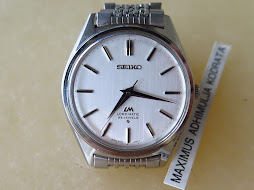 SEIKO LORD MATIC WHITE DIAL - AUTOMATIC 5601 9000