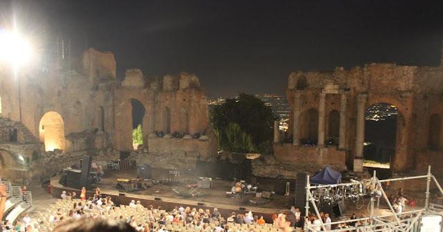 teatro greco a taormina