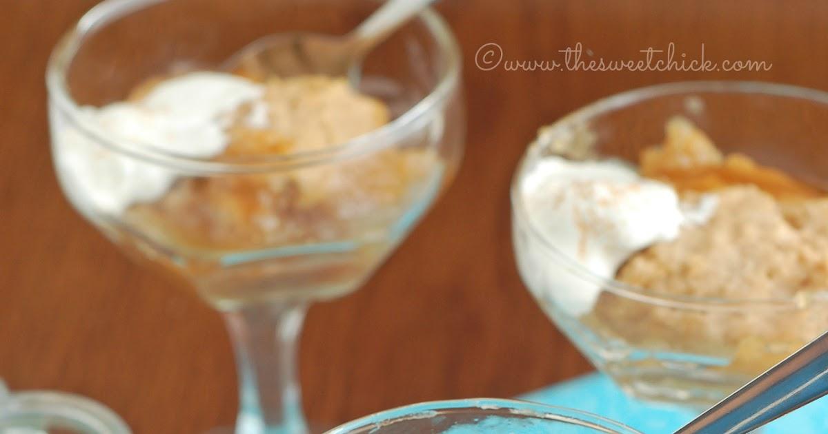 The Sweet Chick: Maple Dumplings
