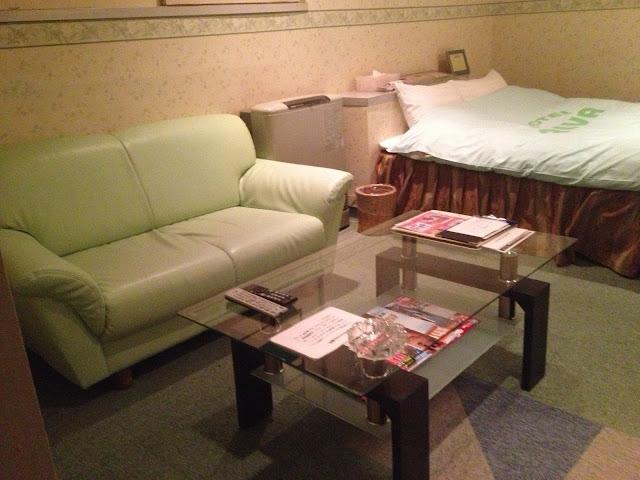 米沢市のラブホテル HOTELアルヴァ-201号室-