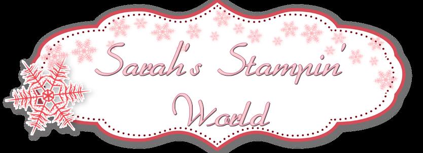 Sarah's Stampin' World