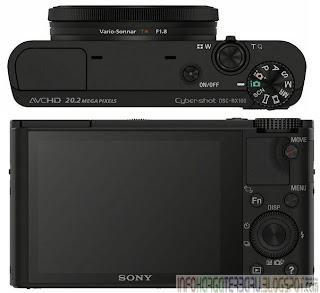 Harga Sony Cyber-Shot DSC-RX100 20.2 MP Digital Camera Spesifikasi 2012