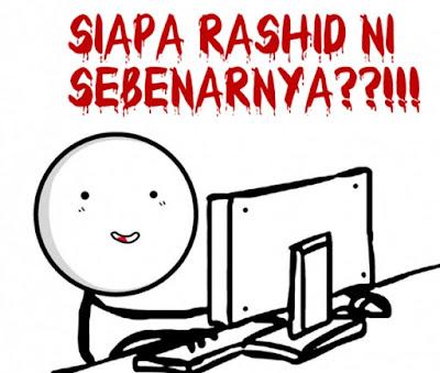 PANAS! Identiti Sebenar Siapa Rashid Jadi Viral Kini Terbongkar... MENGEJUTKAN!!