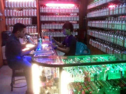 Proposal Bisnis Parfum Refill