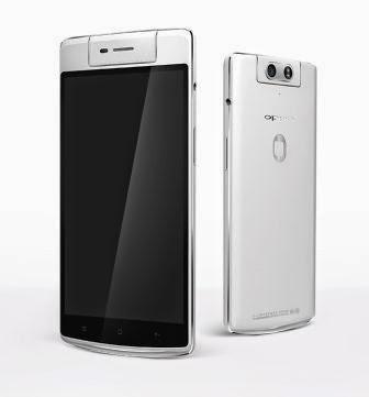 Oppo N3 resmi diperkenalkan, dengan kamera otomatis dan sensor sidik jari