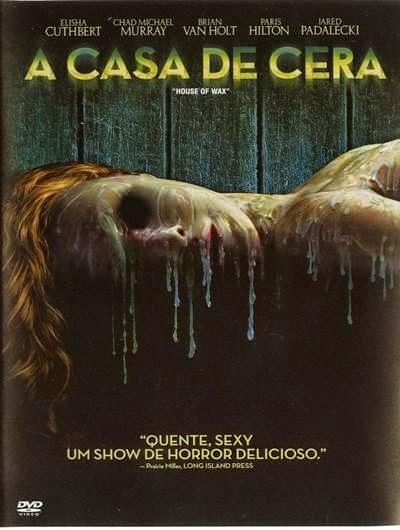 Filme A Casa de Cera