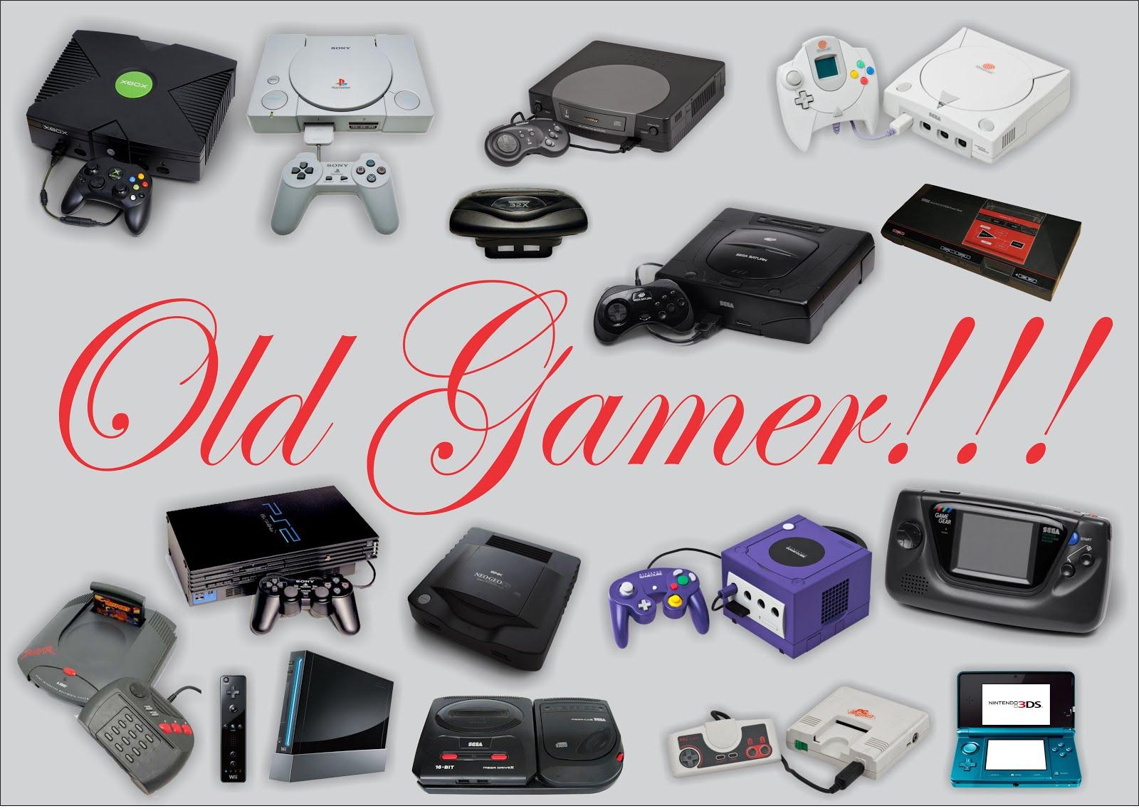 OLD GAMER!!!