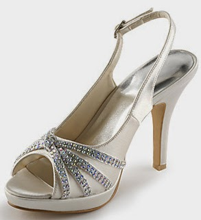 Multinotas zapatos de novia dise os modernos for Disenos de zapaterias modernas