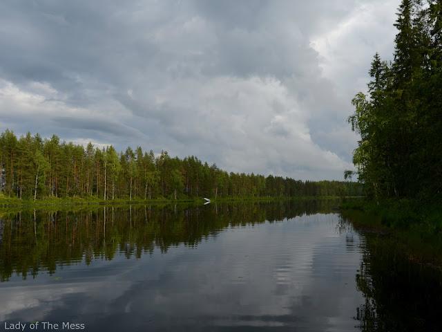 yötön yö, white night, summer in Finland, Suomen kesä