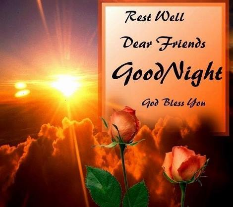 Good Night - God Bless You