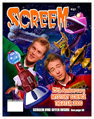 SCREEM MAGAZINE # 27 Out Now!!