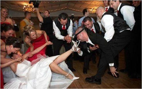 wedding falls