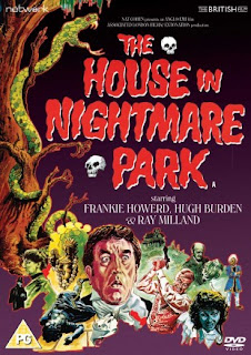 house in nightmare park dvd cover