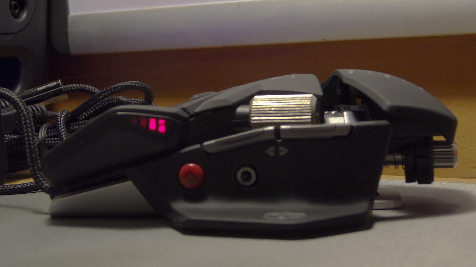 Xanu Electronics Mad Catz Rat 5 Review