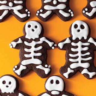 """печенье """"Скелетики"""""""